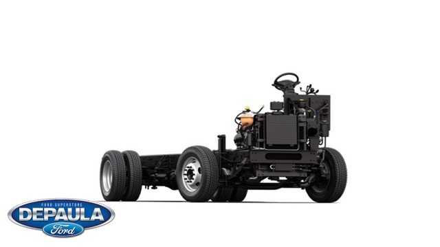 New 2019 Ford Stripped Chassis F-59 Commercial