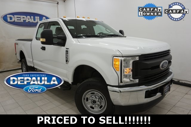 Certified Pre-Owned 2017 Ford F-250SD XL