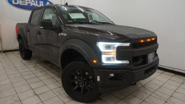 New 2018 Ford F-150 Roush 4D SuperCrew in Albany #T2115 ...