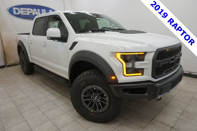 New 2019 Ford F-150 Raptor 4WD