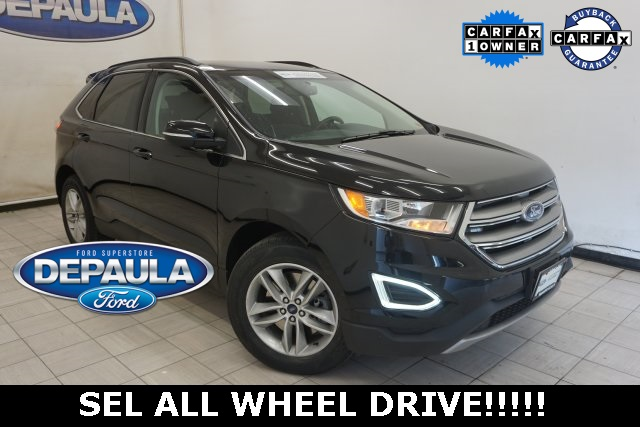 Certified Pre-Owned 2016 Ford Edge SEL