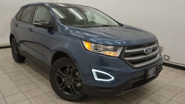 New  Ford Edge Sel