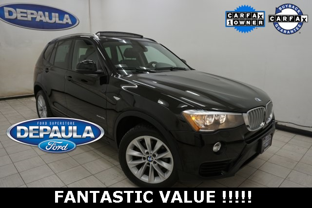 Pre-Owned 2016 BMW X3 xDrive28i