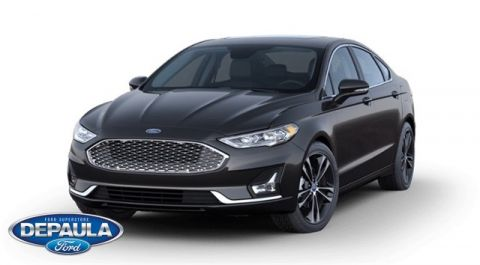 New 2019 Ford Fusion Titanium